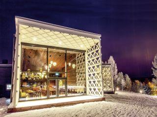 Urlaub Rovaniemi im Arctic TreeHouse Hotel