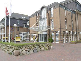 Westerland im Das Strandhotel Sylt