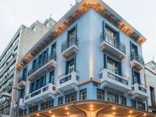 Thessaloniki im Bahar Boutique Hotel