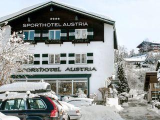 St. Johann in Tirol im Austria