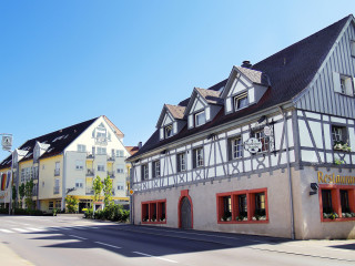 Fischbach (Friedrichshafen) im Hotel Traube am See