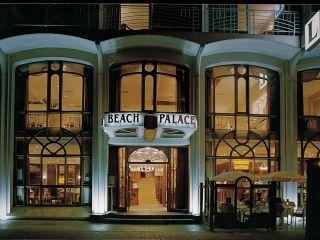 Blankenberge im Beach Palace