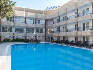 Urlaub Pamukkale im Ayapam Hotel