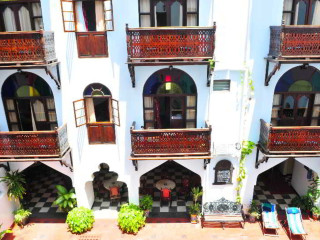 Urlaub Stone Town im Dhow Palace Hotel