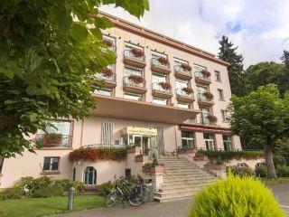 Niederbronn-les-Bains im Grand Hôtel Filippo