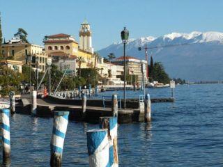 Gardone Riviera im Hotel Ristorante Touring