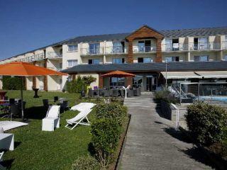 Chamouille im Inter-Hotel du Golf de l'Ailette