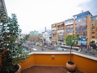 Tirana im Hotel Classic Tirana