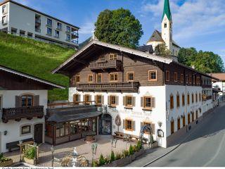 Kirchberg in Tirol im ALPEN GLÜCK HOTEL Unterm Rain