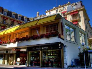 Montreux im J5 Hotels Helvetie Montreux