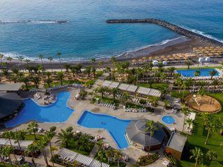 Costa Adeje im Hotel Riu Palace Tenerife