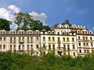 Karlovy Vary im Wellness Hotel Jean De Carro