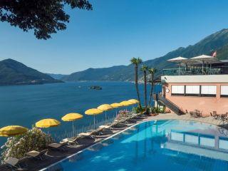 Ascona im Hotel Casa Berno