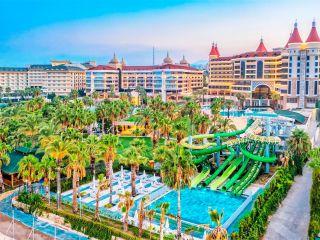 Urlaub Okurcalar im Kirman Arycanda Hotel de Luxe