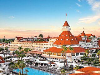 Urlaub Coronado im Hotel del Coronado, Curio Collection by Hilton