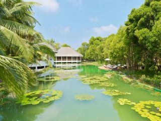 Urlaub Hirundhoo im Dreamland The Unique Sea & Lake Resort / Spa