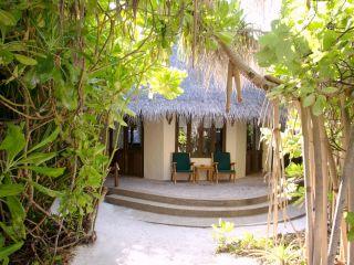 Urlaub Dhunikolhu im Coco Palm Dhuni Kolhu