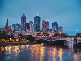 Melbourne im DoubleTree by Hilton Hotel Melbourne - Flinders Street