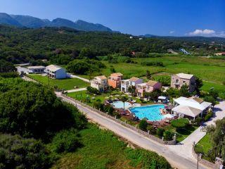 Urlaub Acharavi im Almyros Villas Resort