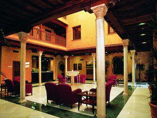 Granada im Hotel Sercotel Palacio de los Gamboa