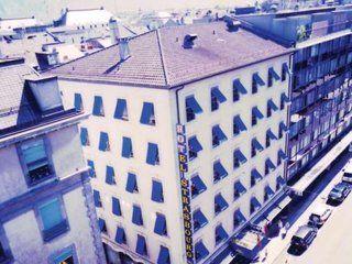 Urlaub Genf im Hotel Strasbourg