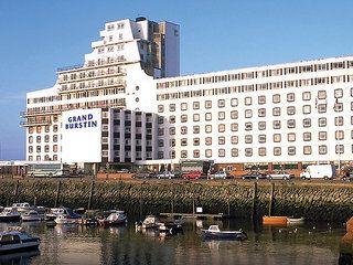 Urlaub Folkstone im Grand Burstin Hotel Folkestone