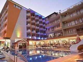 Urlaub Alanya im Arsi Hotel