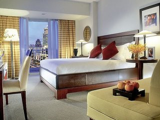 Singapur im Copthorne King's Hotel Singapore
