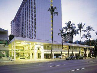 Urlaub Waikiki im Outrigger Waikiki Beach Resort