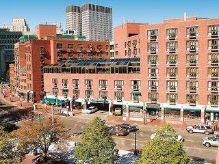 Urlaub Boston im The Bostonian Boston