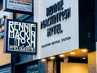 Glasgow im Rennie Mackintosh Station Hotel
