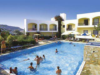 Urlaub Stalida im Katrin Hotel & Bungalows