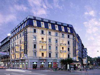 Mailand im Best Western Plus Hotel Galles
