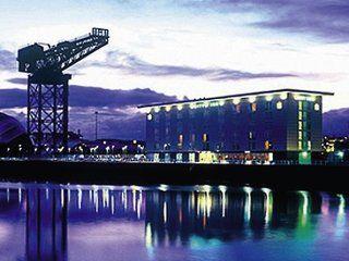 Glasgow im Hilton Garden Inn Glasgow City Centre