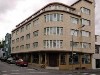 Reykjavik im CenterHotel Klopp