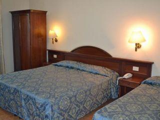 Florenz im Hotel Spagna