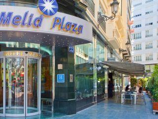 Urlaub Valencia im Meliá Plaza