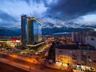 Urlaub Kayseri im Radisson Blu Hotel, Kayseri