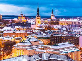 Urlaub Tallinn im Economy