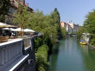Ljubljana im Emonec