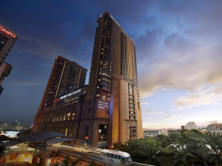 Kuala Lumpur im Berjaya Times Square Hotel