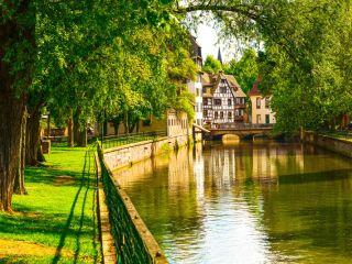 Straßburg im Appart'hôtel Odalys Green Marsh