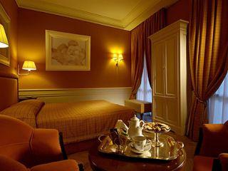Bologna im Hotel Corona d'Oro 1890