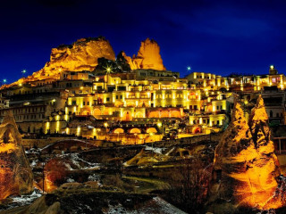 Urlaub Uchisar im Cappadocia Cave Resort & Spa