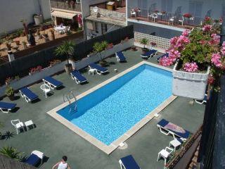 Sitges im Hotel El Cid