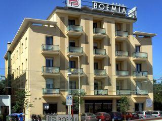 Urlaub Riccione im Boemia