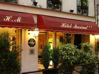 Urlaub Paris im Marena