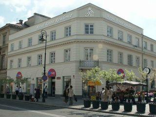 Warschau im Royal Route Residence