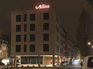 Urlaub Nürnberg im Adina Apartment Hotels Nuremberg