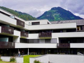 St. Gallenkirch im Apparthotel Gastauer